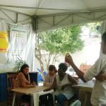 Capacitação em acolhimento humanizado para estagiários de Serviço Social