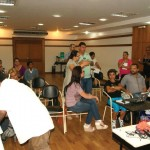 Reunião mensal do Fórum Estadual de ONGS/AIDS